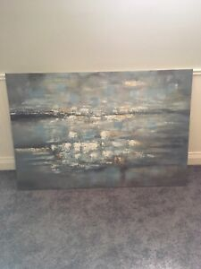 Like new, perfect condition canvas painting