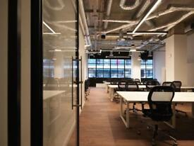 NEW Flexible Office Space in Clerkenwell - Various sizes, Private or Co-Working (EC1V)