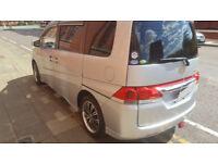 Honda Stepwagon 2.0i VTEC Family MPV Jap Import