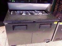 TOPPING COMMERCIAL FRIDGE CATERING FASTFOOD SALAD KITCHEN RESTAURANT BUFFET CAFE DINER SHOP CANTEEN