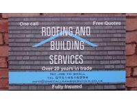 One Call Roofing and Building Services limited