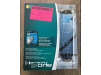 Logitech Harmony One Advanced Universal Remote Control - Brand New & Boxed!