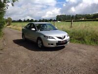 24/7 Trade sales NI 2006 Mazda 3 1.6 TS low miles Silver