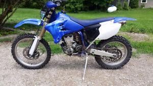 2004 Yamaha WR 450