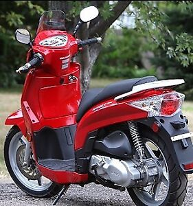 Kymco people s125 for Sale Please Contact