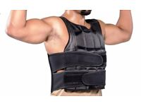 Weighted Training Vest Adjustable Weight Vest: New