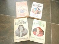4 Books by Lena Kennedy