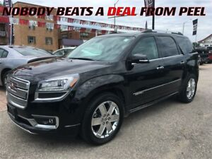 2016 GMC Acadia Denali**LOW KMS**CAR PROOF CLEAN**