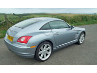 Chrysler Crossfire - 3.2 V6 Automatic - Low mileage