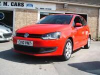 210 Volkswagen Polo 1.6TDI SE 3d ** £30 Tax / New MOT **