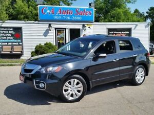 2011 Acura RDX CLEAN LITTLE SUV FINANCE FOR 3.99% ON OAC