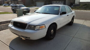 2010 Ford Crown Victoria City Police Interceptor LOW KMS 250HP