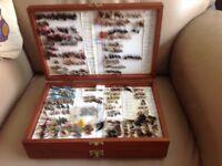 A Lifetime of Trout Flies