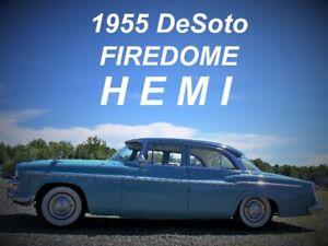 1955 DESOTO FIREDOME HEMI