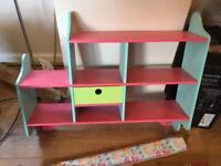 Child's shelf
