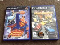 PS2 Games £6 EACH