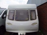 1997 Avondale Argos 4-5 Birth Caravan