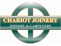 Chariot joinery and carpentry 07825440806
