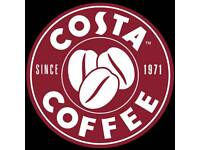 Costa Coffee Assistant Manager. (New Peterborough Drive-Thru.)