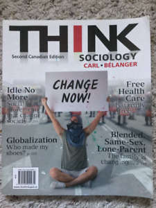 THINK Sociology, 2nd Canadian Edition