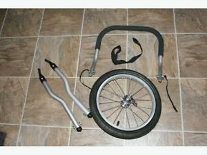 LOOKING FOR  - CROOZER single bike trailer parts