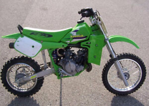 Trade & Cash for KX or KTM 65