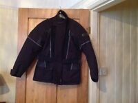 Frank Thomas bike Jacket size 12/14