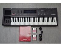 "Ensoniq SD-1 Keyboard Synthesizer ""RARE"" £650"