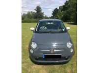Fiat 500 2014 64 Plate 1.2L Colour Therapy Grey