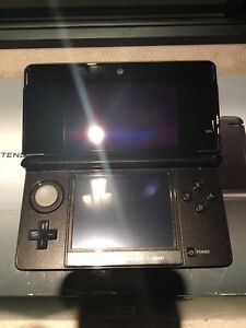 CIB Nintendo 3DS (never played with) +extras