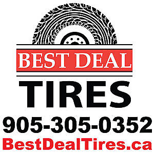 Best Deal Tires - New and Used Tires! Save $$,call us today!