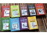 9 Children's books: Diary of a Wimpy Kid