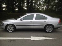 VOLVO S60 T AUTO 98K FULL LEATHER 10 MONTHS MOT