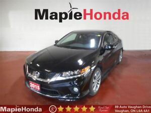 2015 Honda Accord EX-L V6| Coupe,Fully Loaded, Skirt Package!