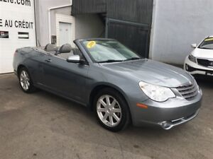 2008 Chrysler Sebring -limited-convertible-toit-tur -doccasion