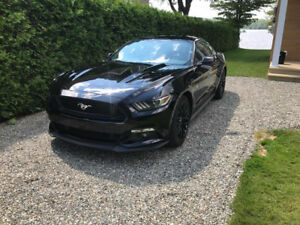 2017 Ford Mustang Gt Coupé (2 portes)