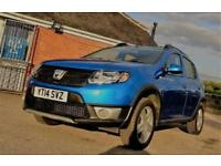 2014 Dacia Sandero Stepway 1.5 dCi Ambiance 5dr