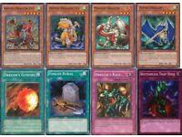 Yu-Gi-Oh! GX 40 Cards Armed Dragon Deck| BEST 2017* Chazz Princeton's* Metal Dragon Deck Yu-Gi-Oh!