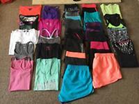 Huge Gym Clothes Bundle