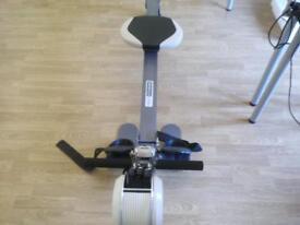 Rowning machine