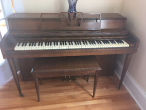 Cable-Nelson apartment size piano