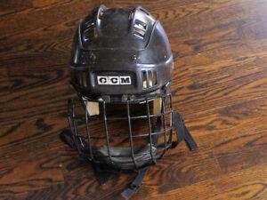 casque CCM pour patin pour enfants