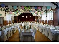 69x paper lanterns - wedding decorations