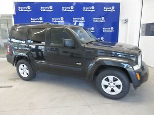 Jeep Liberty 4WD 4dr Sport