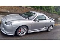 MG TF 160 - Kept in storage, low miles, stunning car