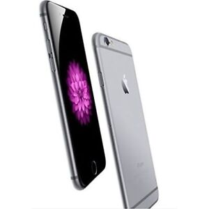 iPhone 6; space grey; 64GB; locked to Fido