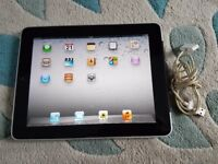iPad TABLET 1.Gen - 10 inch 64 GB