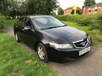 Honda Accord 2.0 I-VTEC SE (black) 2004