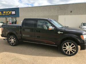 Ford F-150 SuperCrew HarleyDavidson Pickup Truck !!LOADED!!