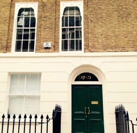 2 PERSON OFFICE TO RENT - LIVERPOOL STREET - CHRISTOPHER STREET, EC2A - GREAT OFFER!